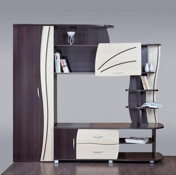 мини стенка виктория цена 15360 рублей кибер мебель санкт петербург