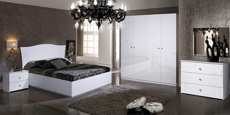 спальня европа 9 цвет белый цена 0 рублей кибер мебель санкт