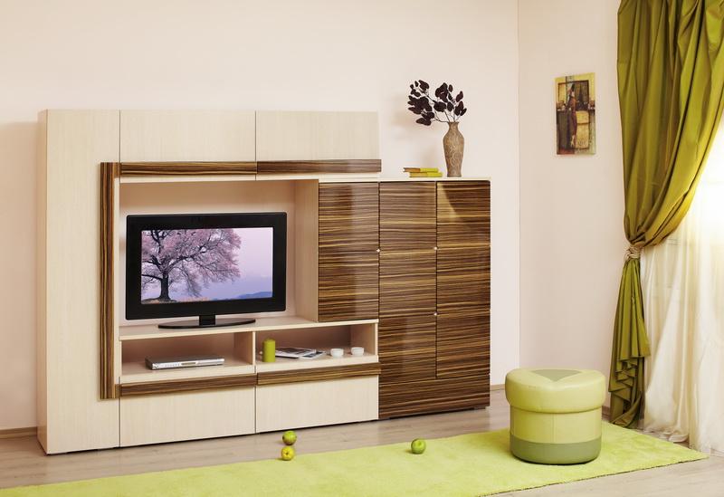 мебель для гостиной лагуна 1 цена 31020 рублей кибер мебель