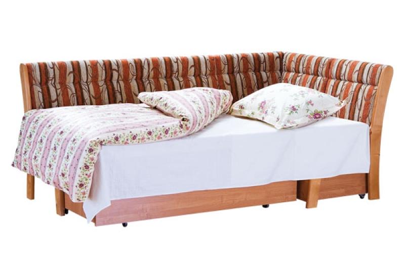 кухонный угловой диван этюд со спальным местом цена 14640 рублей