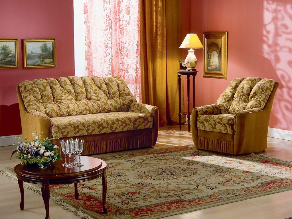 Набор мягкой мебели глория