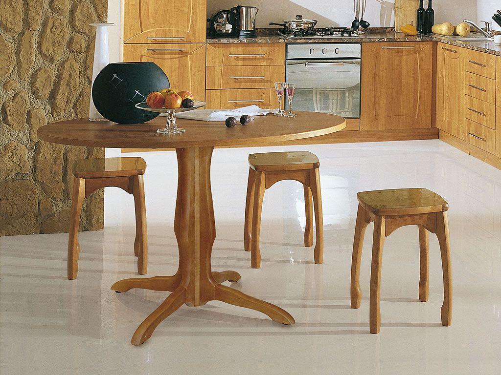 Кухонные стулья из дерева