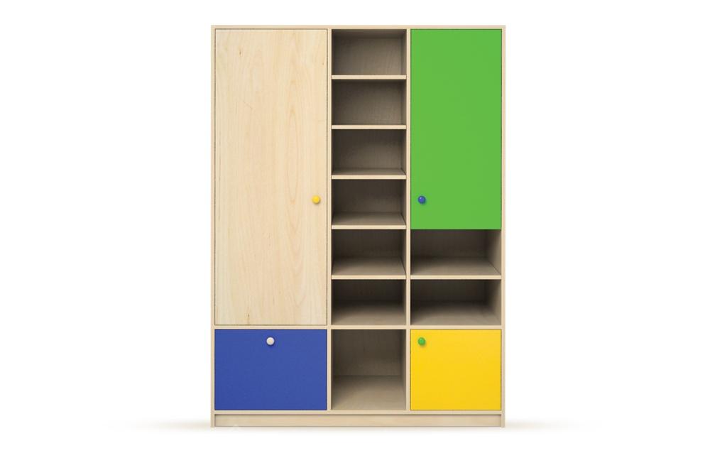 """Мебельная фабрика """"фран"""", г. истра / цветной шкаф лайма."""